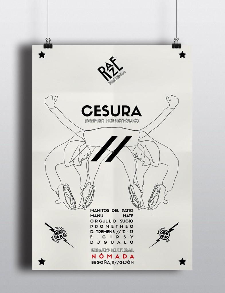 Poster_Cesura1